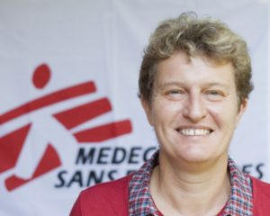 Dr. Isabelle Andrieux-Meyer. Photo courtesy MSF Access Campaign