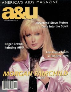 Morgan Fairchild (December 1997)