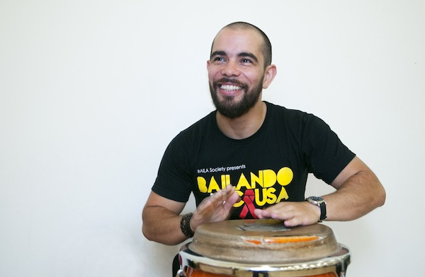 Joseph Rivera, cofounder of Baila Society