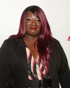 HIV and Trans activist Chandi Moore attends The Elizabeth Taylor AIDS Foundation World AIDS Day Event co-hosted by SAG-AFTRA at the at James Cagney Boardroom on November 30, 2016 in Los Angeles, California. (Photo by Jesse Grant/Getty Images for The Elizabeth Taylor AIDS Foundation )