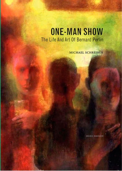 One Man Show book cover copy